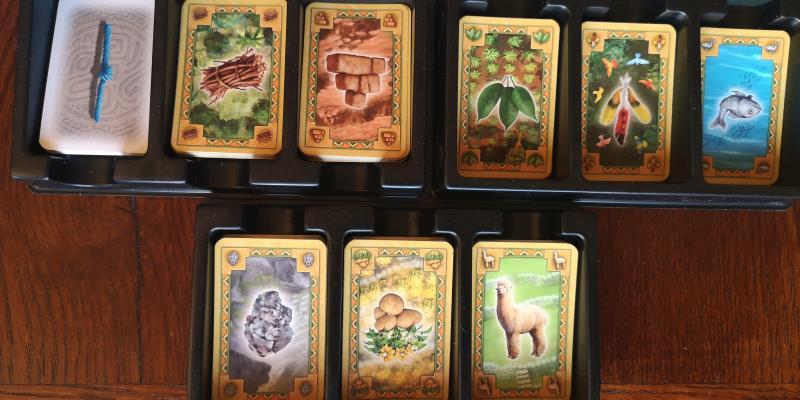 nyersanyag kártyák
