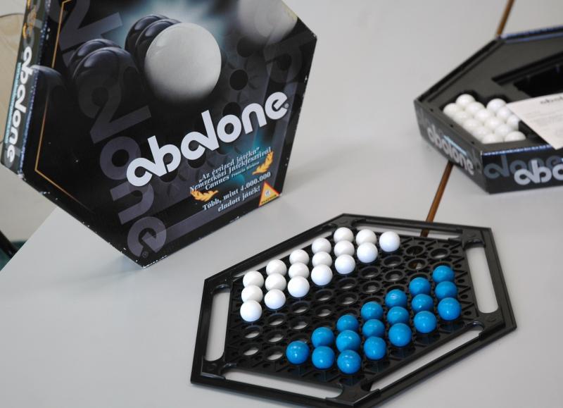 abalone - avagy rágógumi golyók új szerepben